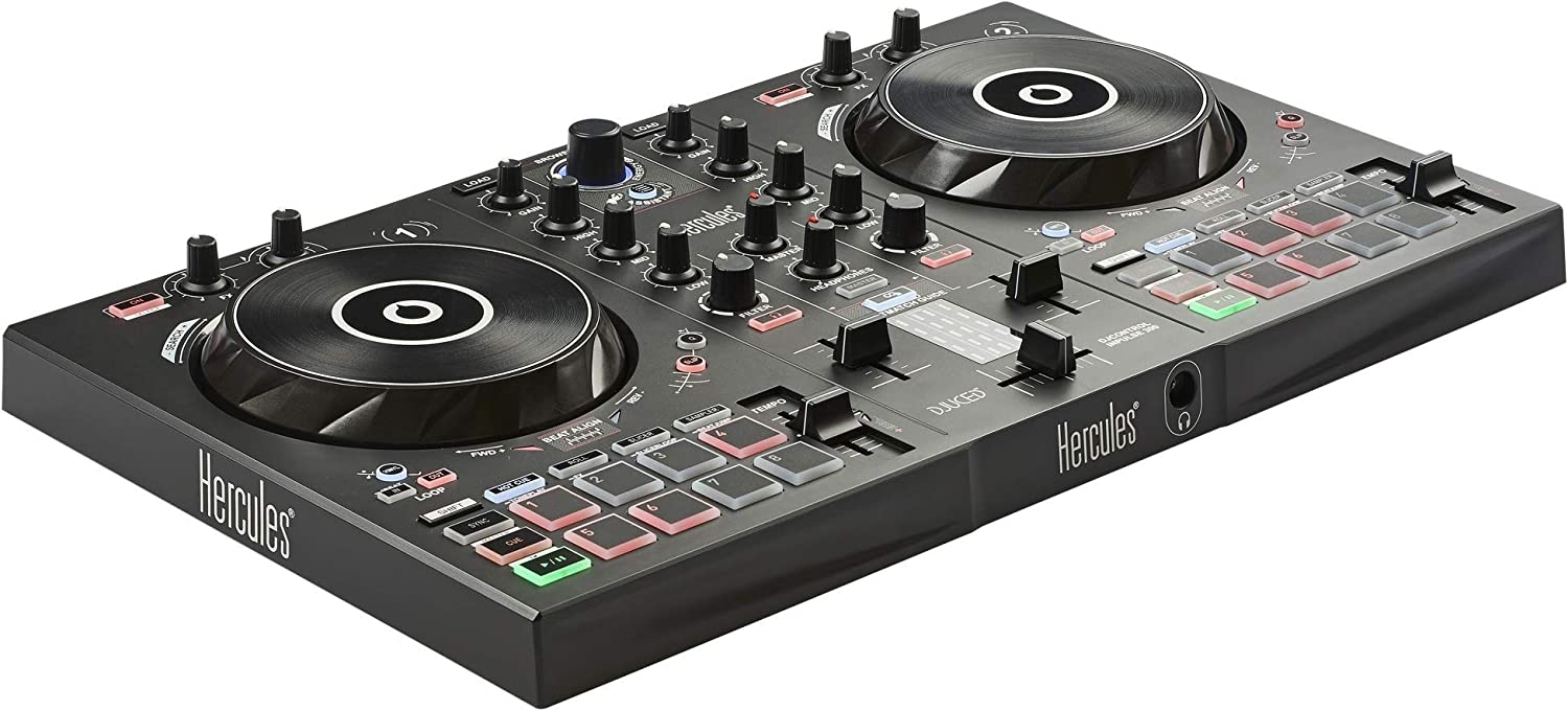 Hercules DJ Control Inpulse 300 with USB Controller Dallas Mall 2 Bombing new work Channel
