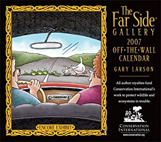 The Far Side Gallery: Off the Wall Calendar