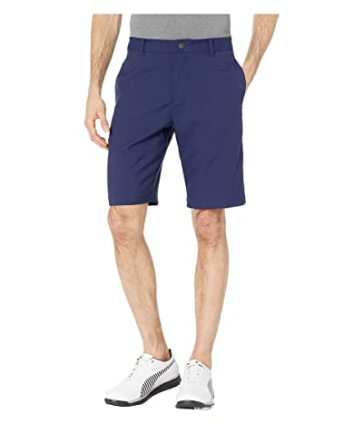PUMA Golf Jackpot Shorts (Peacoat) Men
