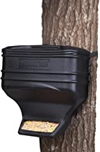 Moultrie Feed Station   Gravity Feeder   UV-Resistant Plastic   40 lb. Capacity   Strap Included