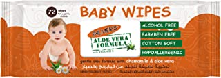 Palmer's Baby Wipes Flow, Pack of 72 Wipes (04284)