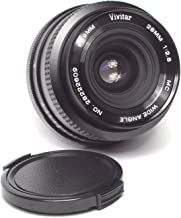 Best vivitar 28mm 2.8 wide angle Reviews