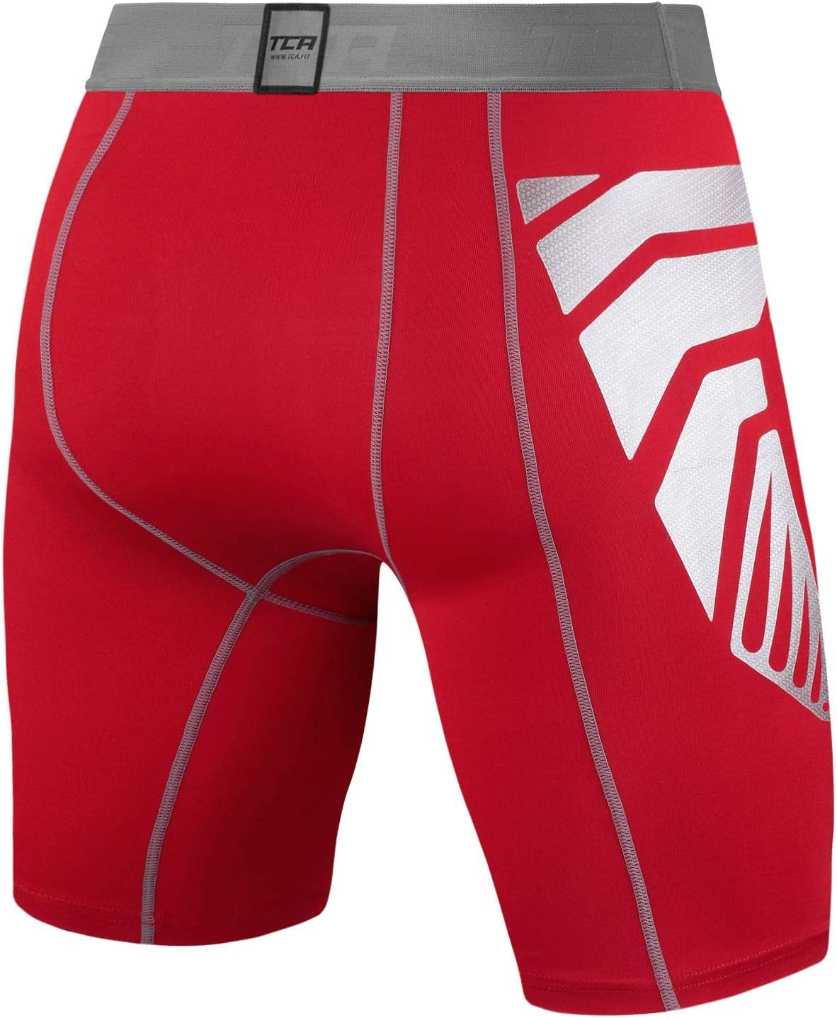 TCA Ragazzi CarbonForce PRO Compression Base Layer Shorts Termico