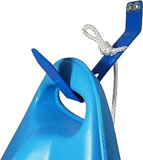 Yak-It-Up | Kayak Storage Hanging Bracket for Garage | Multi-Use Kayak Wall Hanger | Easy-Up | Heavy Duty | Complete Kayak Rack Hanging Kit