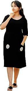Mummysh Casual A Line Dress For Women
