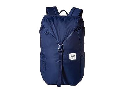 Herschel Supply Co. Barlow Medium (Medieval Blue) Backpack Bags