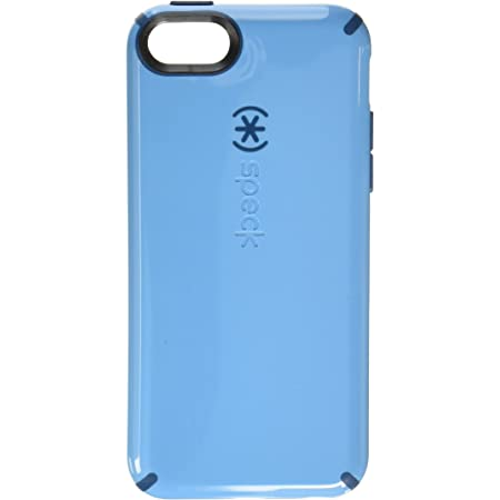 Speck Products CandyShell Case for iPhone 5c - Retail Packaging - Lagoon Blue/Deep Sea Blue