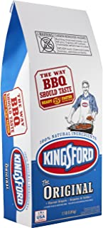 Kingsford Original Charcoal Briquettes, BBQ Charcoal for Grilling – Pounds