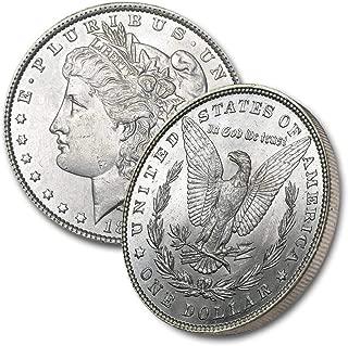 1882 P Morgan Silver Dollar $1 Brilliant Uncirculated