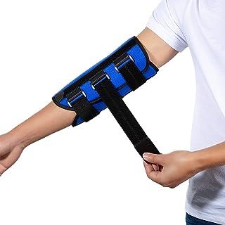 مهاربند ، پشتیبانی از آتل شب برای سندرم تونل کوبیال ، عصب اولنار ، مهاربند تثبیت کننده رفع آرنج ، جلوگیری از خم شدن بیش از حد در شب ، متناسب با بازوهای چپ و راست ، زنان ، مردان (میلی متر)