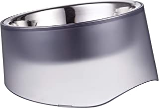 Pidan Dog Bowls Stainless Steel with Stand for Small Dogs Healthy Food Bowl Designed for Dogs Beautiful and Solid
