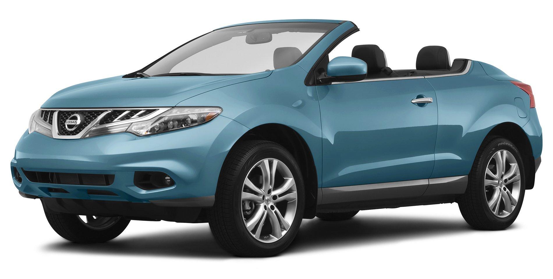 ... 2011 Nissan Murano, All Wheel Drive 2-Door Convertible