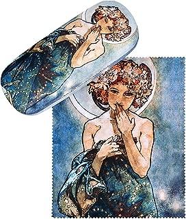 VON LILIENFELD Portaocchiali Donna Arte Alfons Maria Mucha F Champenois