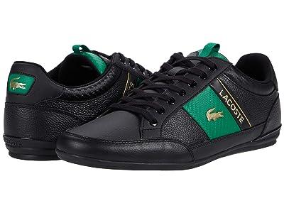 Lacoste Chaymon 0120 1 (Black/Green) Men