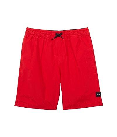 Vans Kids Primary Volley II Shorts (Big Kids) Boy