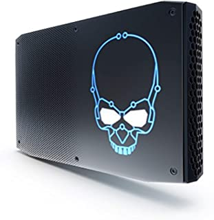 Intel NUC Hades Canyon NUC8I7HVK Premium Small Form Factor Gaming and Business Mini Desktop (Intel 8th Gen i7-8809G, 32GB RAM, 1TB PCIe SSD, Radeon RX Vega M GH, WiFi, Thunderbolt 3, 4k, Win 10 Pro)