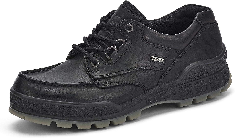 Ecco Men's Track II Low hiking ※ラッピング ※ outdoor waterproof shoe GORE-TEX SALENEW大人気!