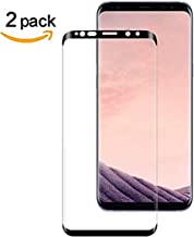 [2Pack] for Samsung Galaxy S8 Plus Screen Protector, DuoDeYuan 9H Hardness,Anti-Fingerprint,Anti-Scratch,Ultra-Clear,Tempered Glass Screen Protector for Samsung S8 Plus