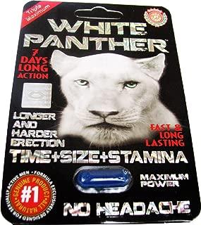 Best white panther enhancement pill Reviews