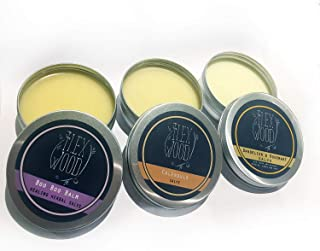 Herbal Salve Gift Set for skin irritation, scrapes, bites, stings soothes rashes, itching, dry skin, eczema, chapped hand...