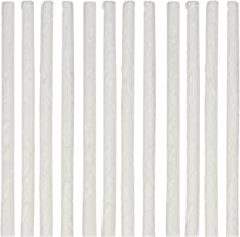 6 Pack 0.5 by 14 EVERMARKET INC Long Life Fiberglass Replacement Wicks for Oil Lamps and Candles Wine Bottle Wicks for Tiki Torch