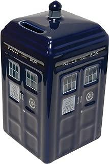 Underground Toys Doctor Who Ceramic Tardis Bank