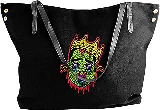 2Pac Tupac Canvas Shoulder Bags For Women Casual Messenger Bags Shopping Tote Handbags