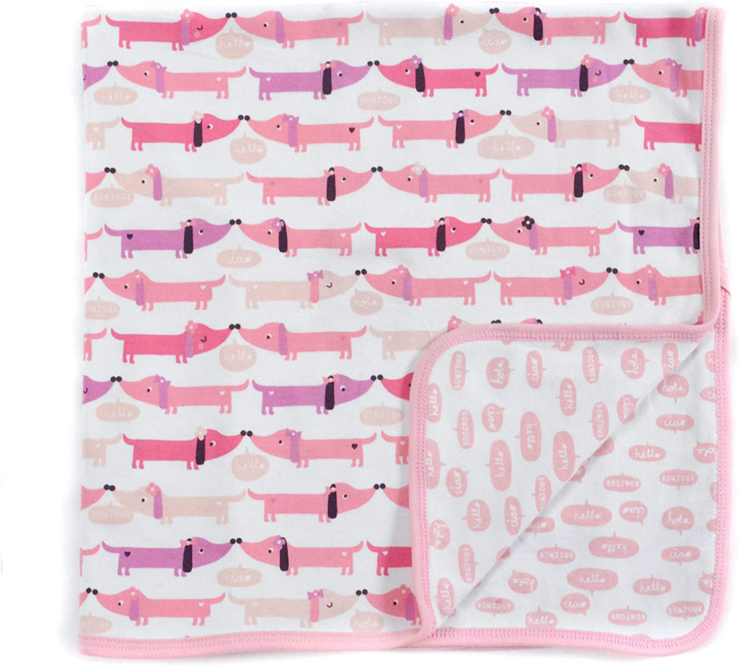 Magnificent Baby Magnetic 100% Challenge the lowest price of Japan Reversible Cotton Blanket 55% OFF