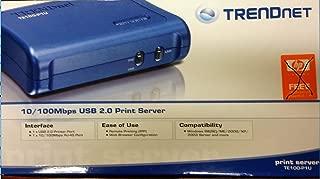[EOL] TRENDnet TE100-P1U Mini Print Server RJ45 USB 2.0