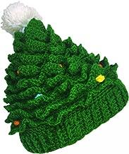christmas beanie crochet