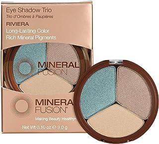 Mineral Fusion Eye Shadow Trio, Riviera.1 Ounce