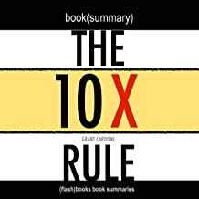 The 10X Rule by Grant Cardone - Book Summary