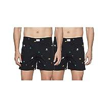 [Size S] DIVERSE Men Boxer Shorts