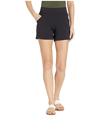 Columbia Anytime Casual Shorts (Black) Women