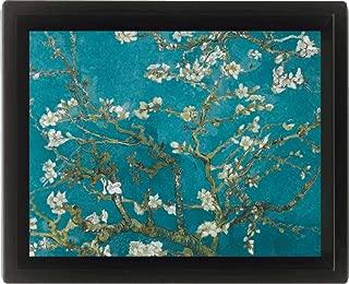 Empire Merchandising 558176 Van Gogh, Vincent, del Almendro en Flor, Enmarcado 3D Póster, tamaño 20 x 25 cm