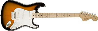 Fender 6 String Solid-Body Electric Guitar, Right Handed, 2-Color Sunburst (0310603503)