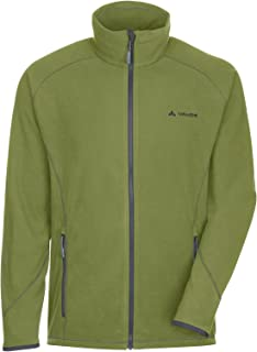VAUDE Men's Smaland Jacket - Lightweight Soft Fleece Jacket for Hiking and Backpacking - Perfect as a Base Layer