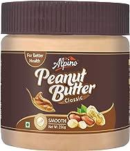 Alpino Smooth Peanut Butter, 250g