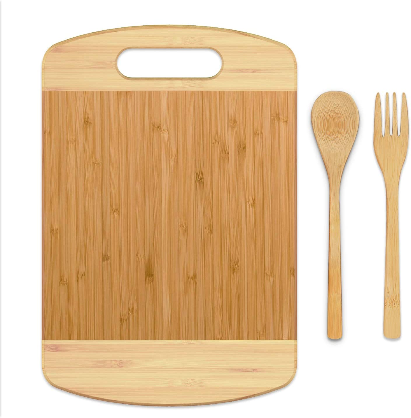BamBoo Cutting Board - 3 Chopping Max 60% OFF Small Piece Eco-Friendly Free Shipping New Set