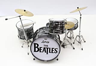 the beatles mini drum set