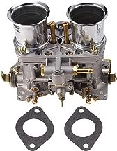 ALAVENTE Weber Carburetor Carb for 40 IDF 2 BARREL Replacement Bug Volkswagen Beetle VW Fiat Porsche (manual choke)