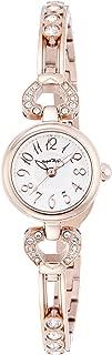[エンジェルハート] 腕時計 ピンキーハート シルバー文字盤 スワロフスキー ステンレス(PGPVD) ベルト PH19SWPG ゴールド