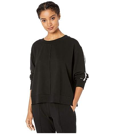 ALO Propel Pullover (Black) Women