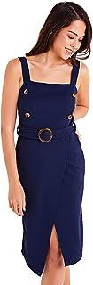فستان قصير ضيق للنساء من Mela London Novah DRES