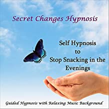 Hypnosis to Stop Snacking in the Evenings