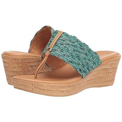 Italian Shoemakers Angeles (Emerald Multi) Women