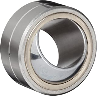 RBC Heim Bearings LHSS9 0.5625 Bore 1.0937 OD Stainless Steel Spherical Bearing 2 Piece Metal-To-Metal 1.0937 OD Stainless Steel Spherical Bearing RBC Bearings