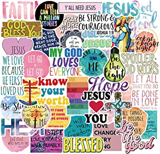 christian computer stickers