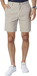 Nautica Men's Classic Fit Flat Front Stretch Solid Chino...