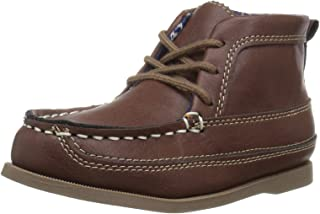 carter's Kids' Jinju2 Boy's Chukka Moccasin Boot